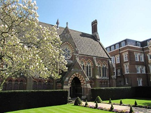 BABSSCO в Harrow School (Лондон)
